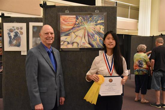 2019 Congressional Art Competition 3rd Place