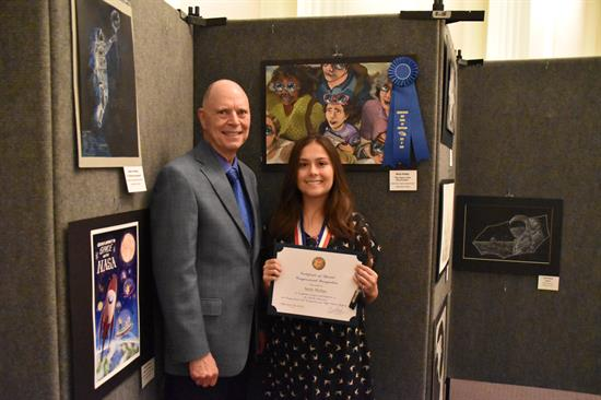 Congressional Art Competition 1st Place/Best in Show