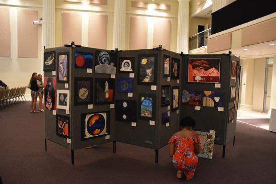 2019 Congressional Art Competition